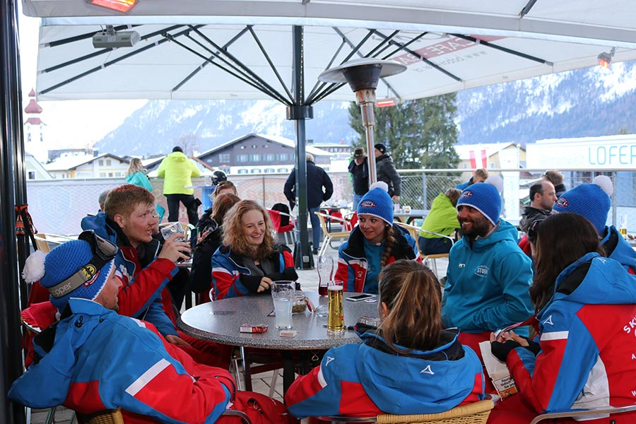 Bar Lofer Skischule Sturm