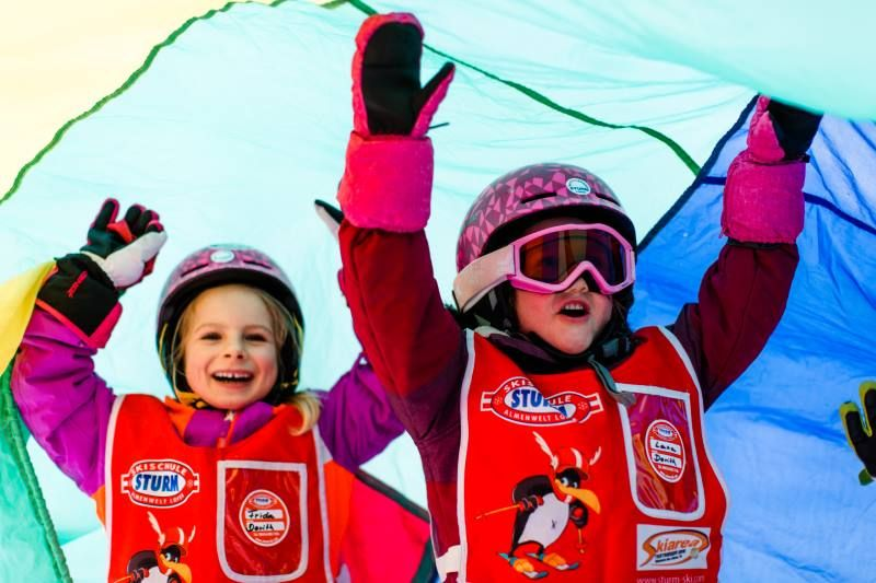 Kinderskikurs Skikurs Lofer Winter 1